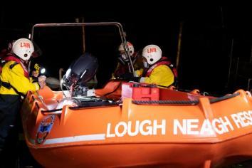 Saving lives on the Lough