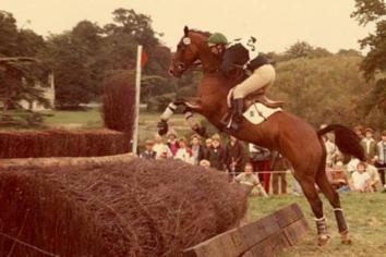 Georgia rolls back the years on her top equestrian career