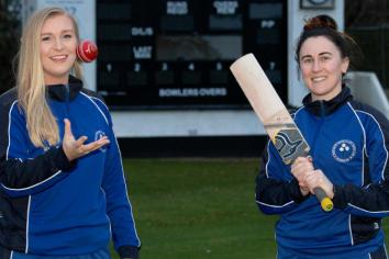 Muckamore Cricket Club prepares to bounce back
