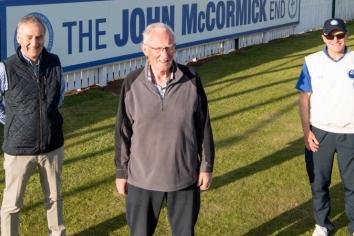 Special honour for 'Mr Muckamore'