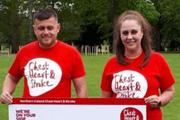 They *did* walk 500 Miles! Siblings raise £1500 for charity in memory of their 'Nanny'