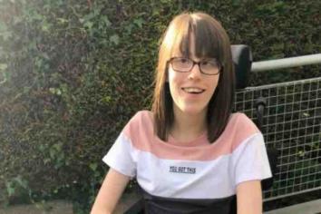 Antrim people help Madilyn find her voice