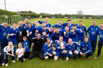Abbeyview win the Battle of Antrim!