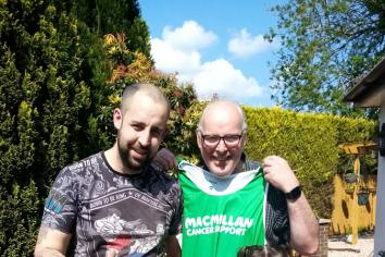Father and son tackle Causeway for charity