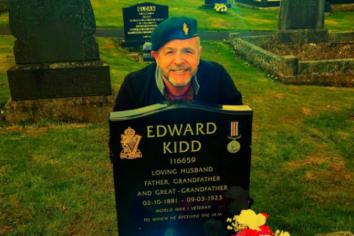 Randalstown WW1 veteran to be honoured in special service