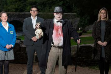 Antrim is set for some spooky goings-on this Halloween thanks to Festival Group link-up