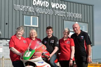 UGP fans raise £12,500 for Injured Riders' Fund