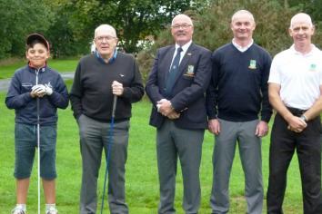 President's Day at Antrim Golf Club